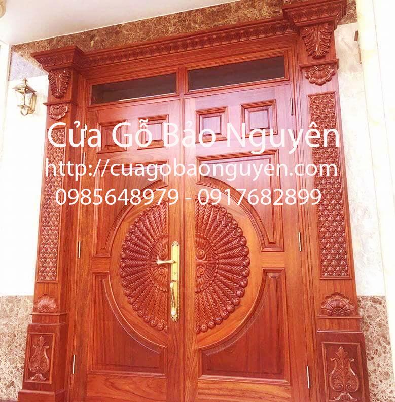 Báo giá cửa gỗ tại nội thành Hà Nội năm 2020